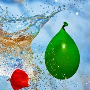 globos de agua - comercial persan