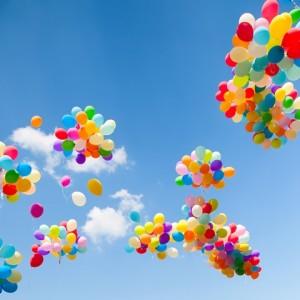 globos de helio - comercial persan