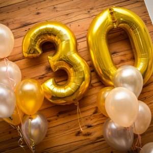 globos de cumpleaños - comercial persan
