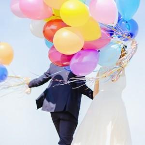globos para bodas - comercial persan