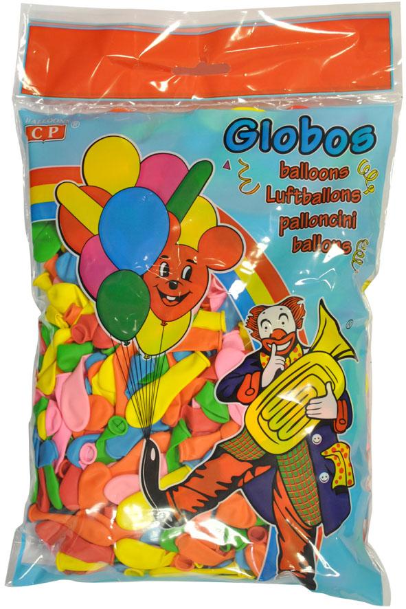 Bolsa 1000 globos de agua colores surtidos  ref. 10202
