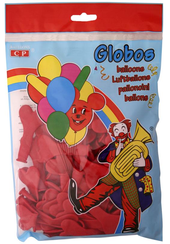 10532 Globos RojoRubi