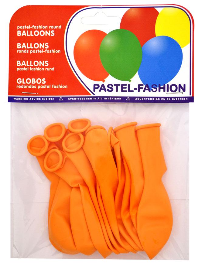 Bolsa 12 globos melocoton  ref. 20412