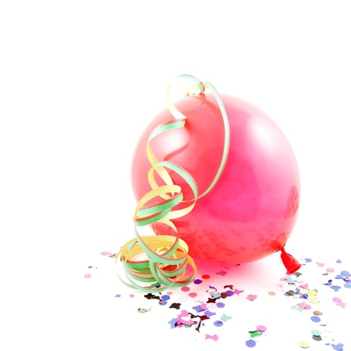 Balloon invitation: delight your guests