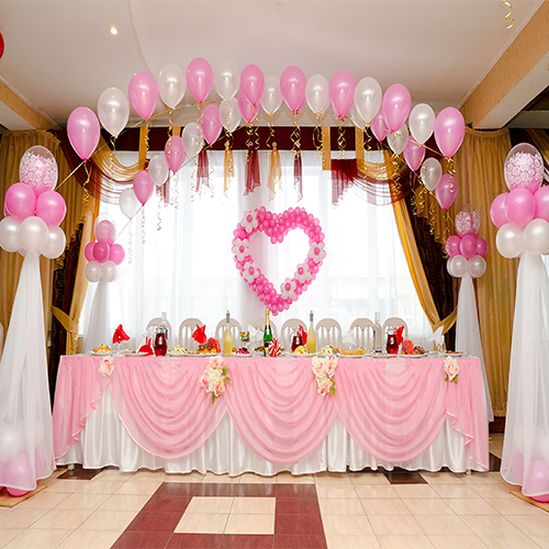 Decoraci n globos archivos comercial persan for Decoracion simple con globos